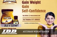 Accumass Weight Gainer Review