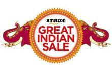Amazon Great India Sale – Oct 2018