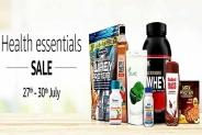 Amazon Health Essential Sale 27-30 July