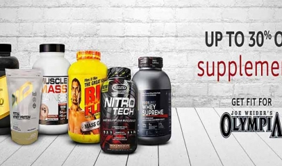 Amazon Get Fit For Olympia Offer – Upto 35% Off On Supplements