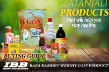 Patanjali Products for Weight Loss by Baba Ramdev