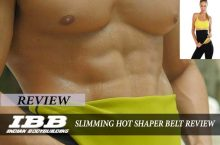 Benison India Slimming Hot Shaper Belt Review