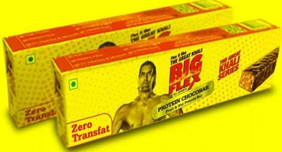 BigFlex Protein Bar Review