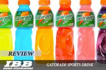 Gatorade Sports Drink and Powder Review