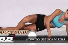 The benefits of foam roll and how to use it