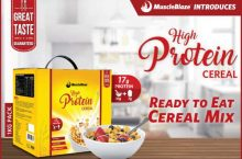 MuscleBlaze Introduces High Protein Cereal, Is it Good ?