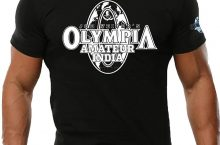 Official Olympia India T-Shirt Is Here