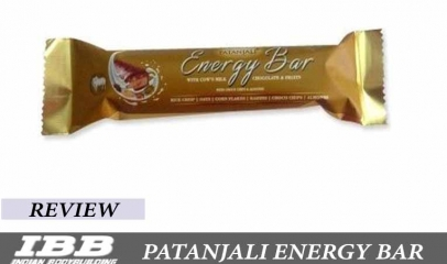 Patanjali Energy Bar Review and Price List