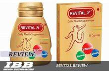 Revital Capsule Review and Price