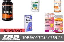 Top 10 Best Omega 3 capsules (Fish Oil) in India