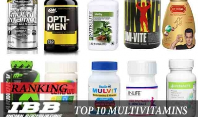 Top 10 Multivitamins Supplements in India for 2018