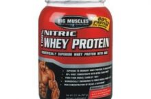 Big Muscles Nitric Whey Protein Supplement Review and Price List