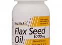 HealthAid Flax Seed Oil Capsules Review and Price List