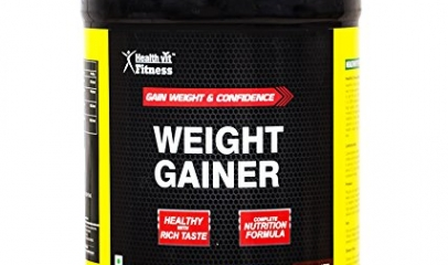 Healthvit Fitness Weight Gainer Review and Price List