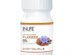 Inlife Flax Seed Oil Capsules Review and Price List
