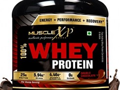 MuscleXP 100% Whey Protein Review and Price List