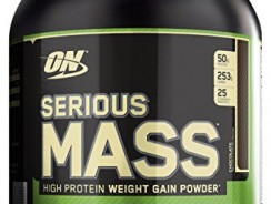 Optimum Nutrition (ON) Serious Mass Weight Gainer Review and Price List in India