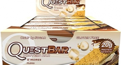 Quest Nutrition Protein Bar Review