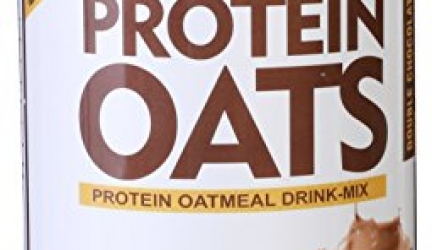 Ripped Up Nutrition Protein Oatmeal Drink Review