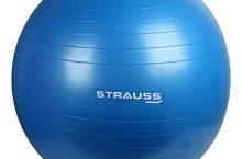 Strauss Anti Burst Gym Ball Review and Price