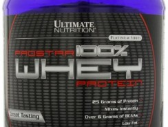 Ultimate Nutrition Prostar 100% Whey Protein Review and Price List