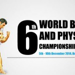 6th World Bodybuilding and Physique Sports Championship 2014