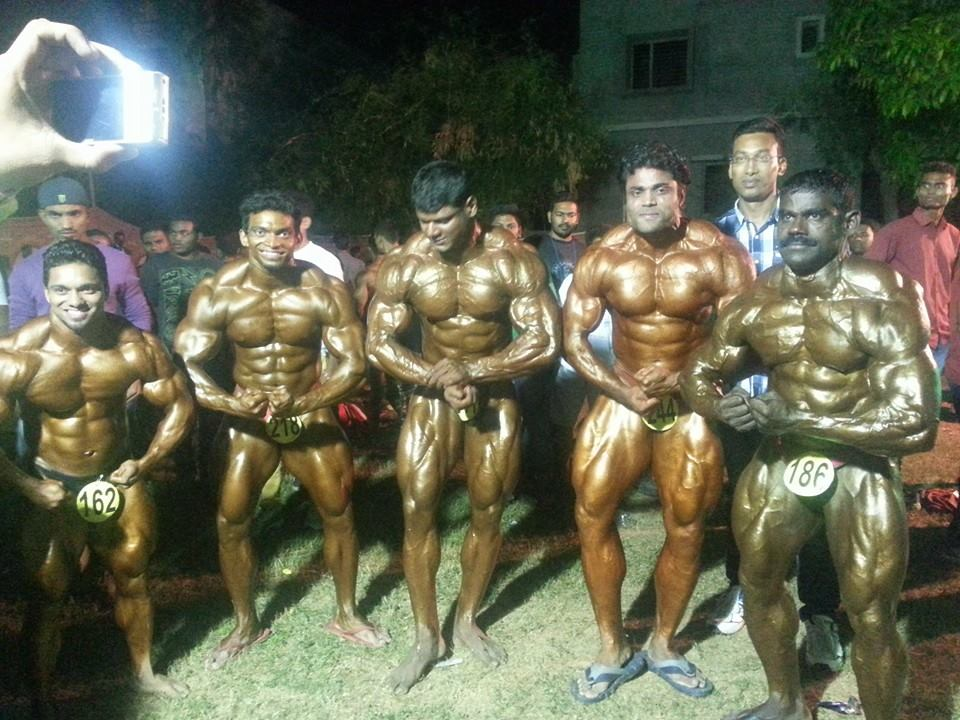 Indian Team Selection For WBPF 2014