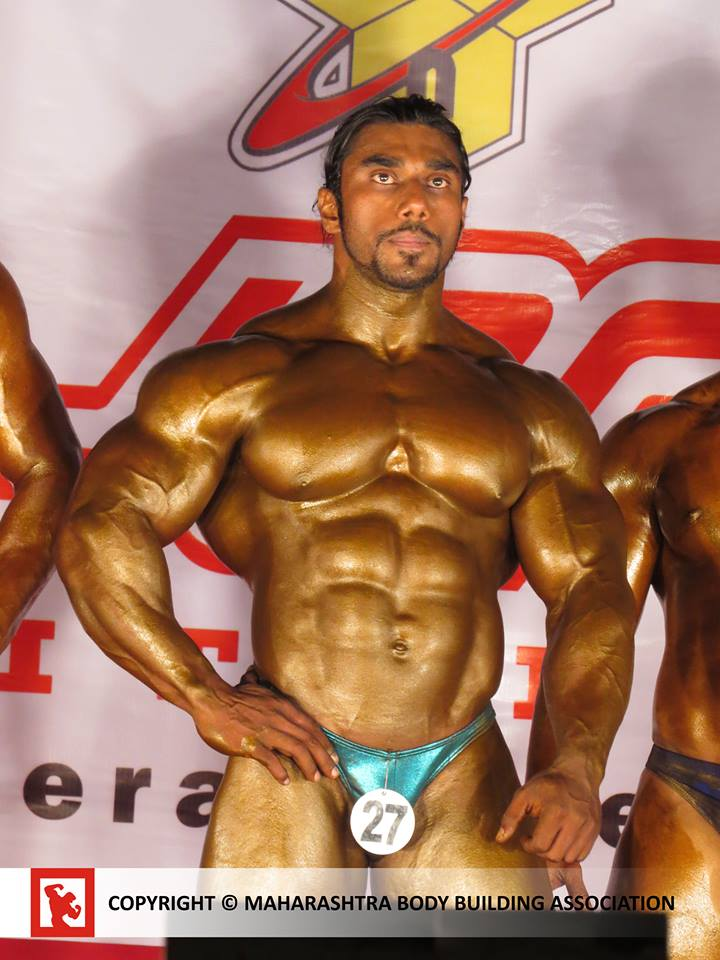 Sangram Chougule Wins Dahisar Shree 2015 In A Close Fight with Jagdish ...