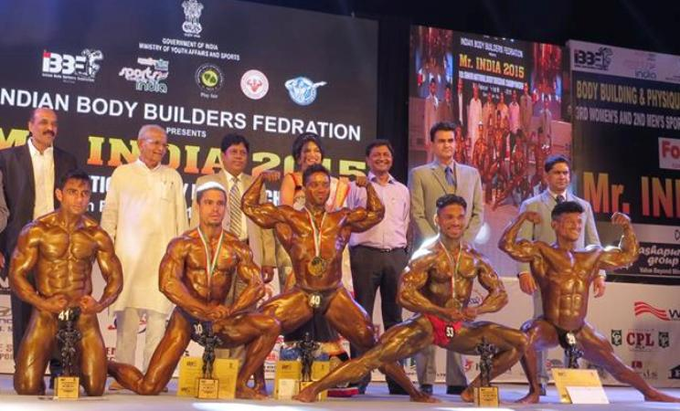 Mr India 2015 – 65 Kg Weight Category Results (Mr.Baskar from ICF ...