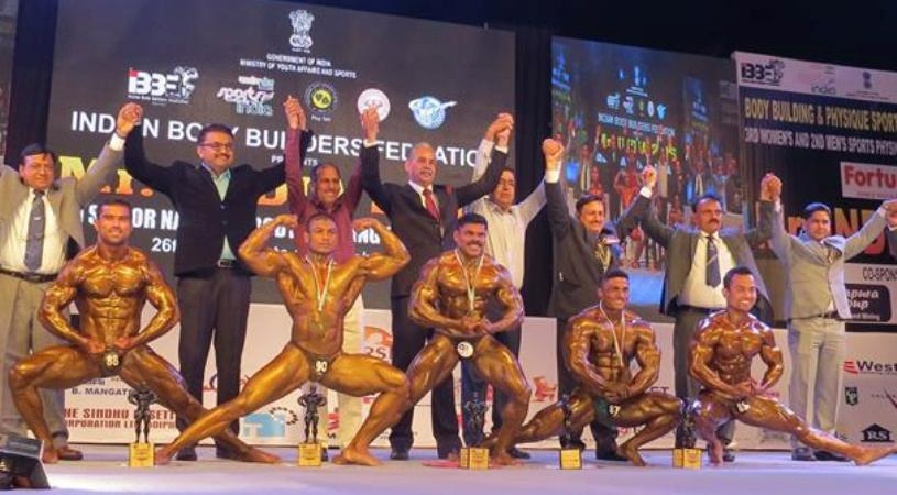 Mr India 2015 Results and Winners Sangram Chougule Wins - Indian ...