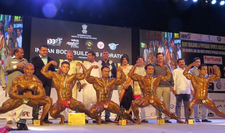 2015 Results and Winners Sangram Chougule Wins - Indian Bodybuilding ...