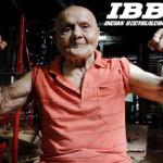 Indian Bodybuilder Manohar Aich