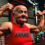 Indian Mr Universe Manohar Aich