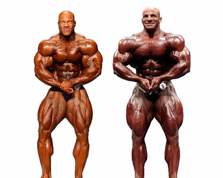 Phil Heath vs Big Ramy