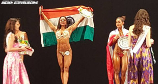 Shweta Rathore Wins Silver
