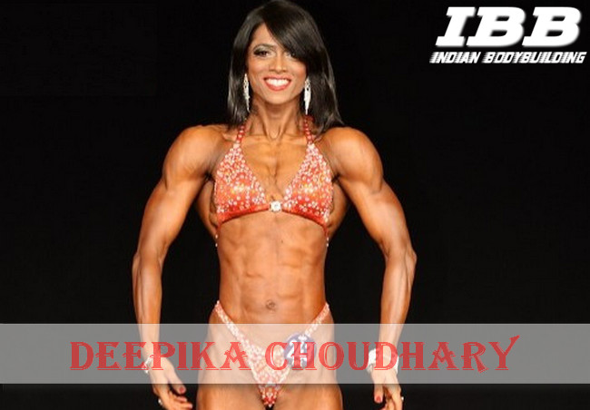 Top 10 Indian Female Bodybuilders and Fitness Athletes