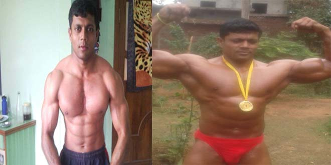 Anil Gochhikar Before and After