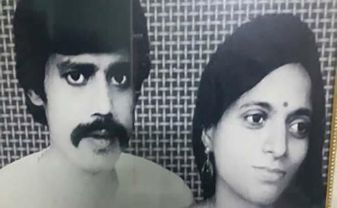 Anil Gochhikar Parents