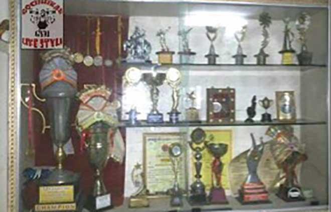 Anil Gochhikar Trophies