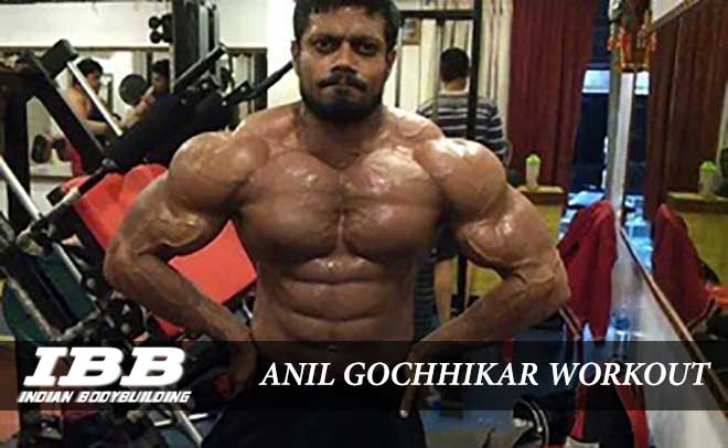 Anil Gochhikar Workout