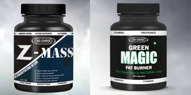Bio Charge - Malik Israr Supplement Brand