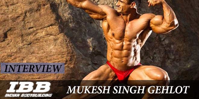 Exclusive Interview with Mukesh Singh Gehlot