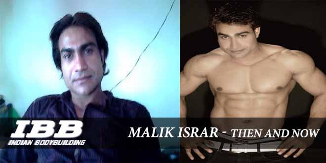 Israr Malik Now and Then