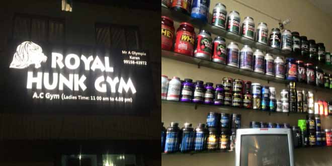Karanjit Singh Gym and Supplements Store