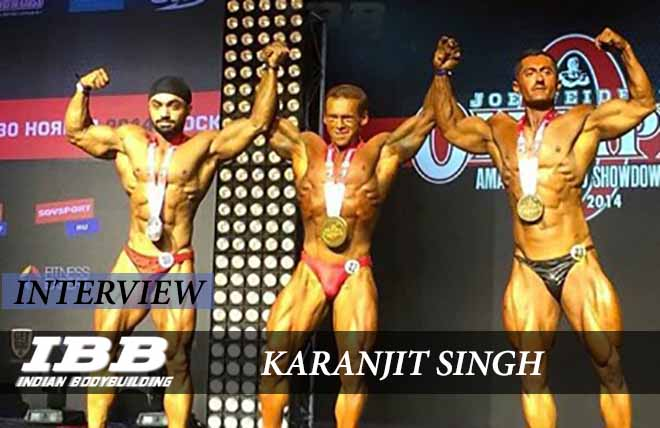 Karanjit Singh Interview