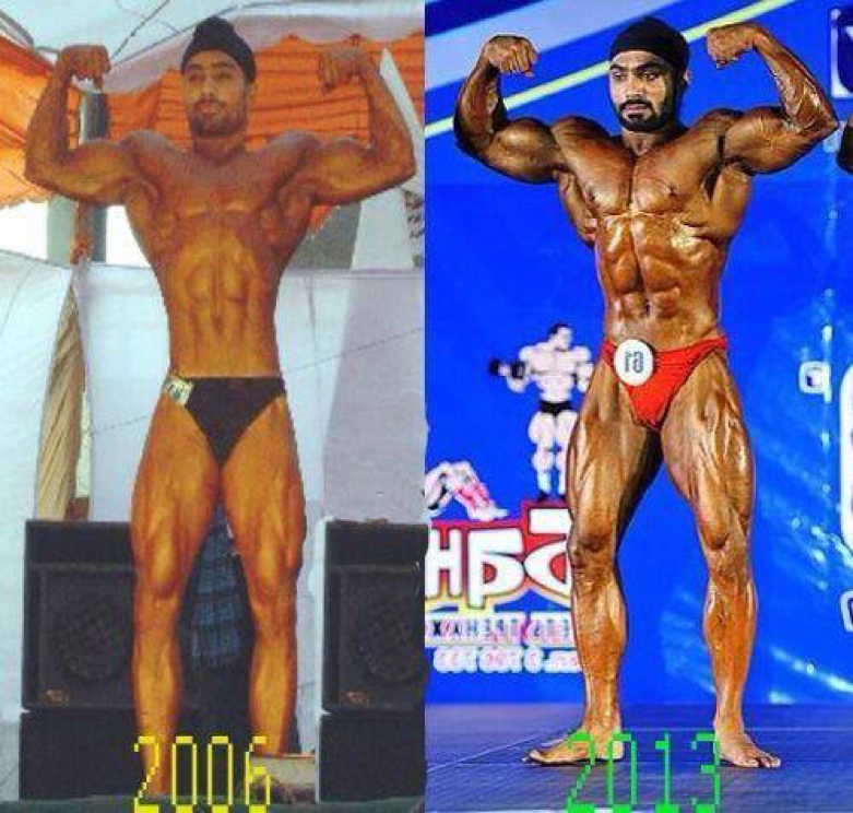 Karanjit singh transformation