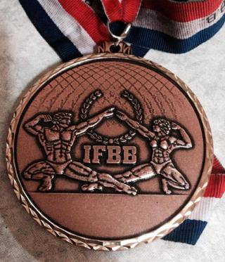 Karan's Bronze Medal