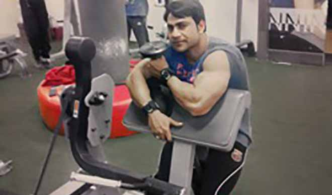 Malik Israr Workout