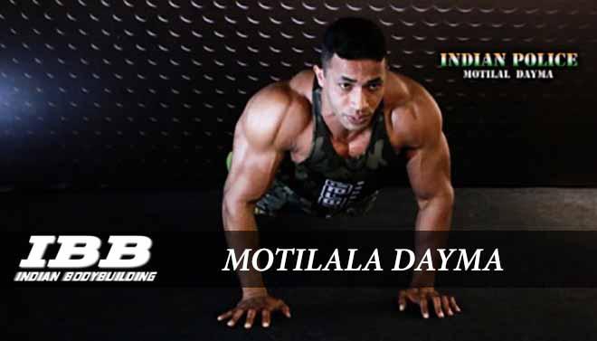 Motilal Dayma Workout