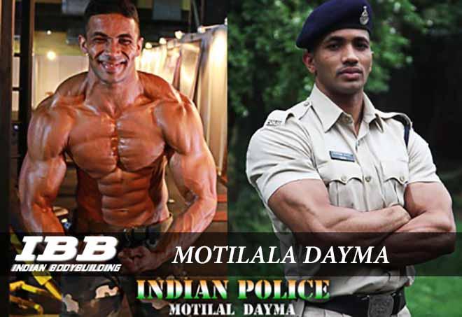Mr. Indore – Motilal Dayma